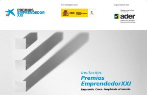 Premio Emprendedor XXI La Rioja, Emprenderioja