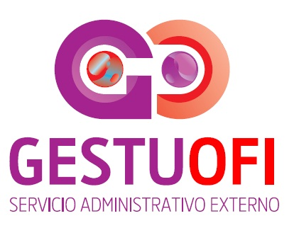 logo gestuofi emprendedora riojana del Plan Emprenderioja